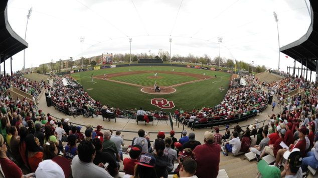 Take Me Out To The Ballgame Looking For Something To Do Cheer On The Ou Sooners In Norman Oklahoma Sooners Baseball Baseball Sooners