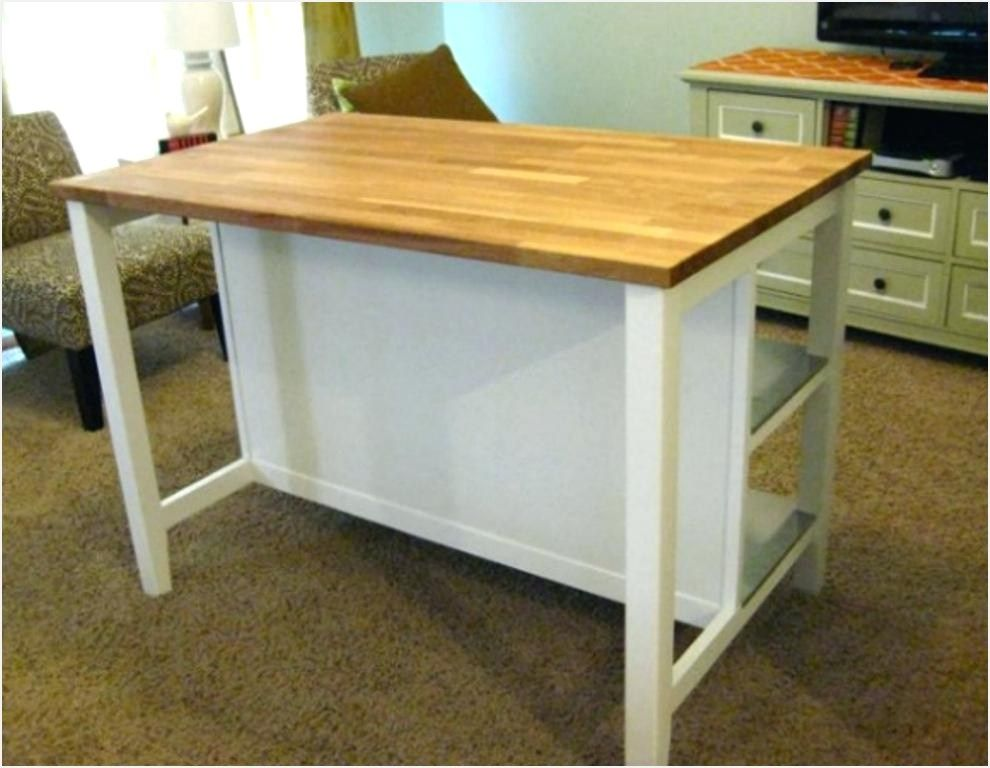 Inexpensive Ikea Kitchen Islands Seating Ideas Kuchnia Diy