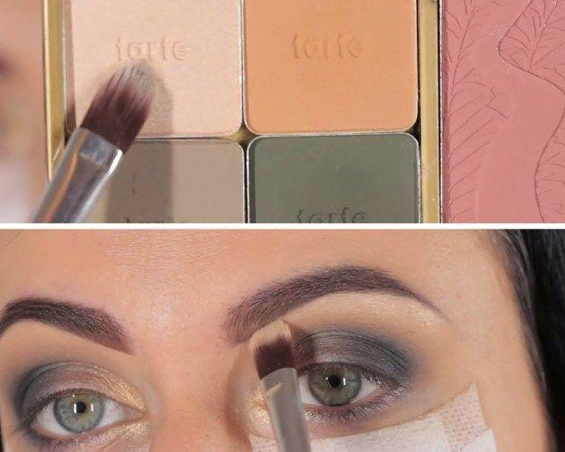 Video Sexy Smokey Eyes Step By Step Makeup Pinterest Eye