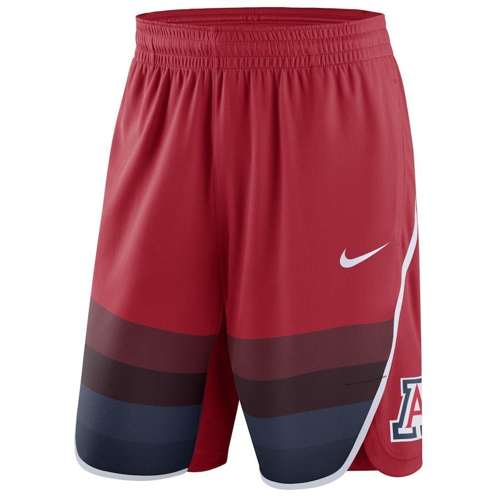 Men S Nike Red Arizona Wildcats On Court Basketball Shorts In 2020 Womens Basketball Shorts Basketball Shorts Basketball Clothes