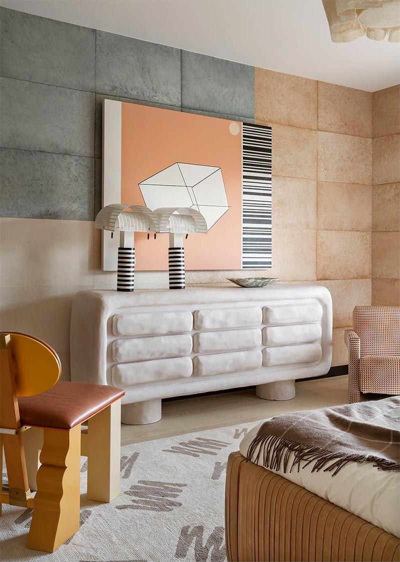Lo Mires Por Donde Lo Mires Belleza Y Originalidad Una Casa En La In 2020 Kelly Wearstler Interiors Luxury Home Decor Bedroom Interior
