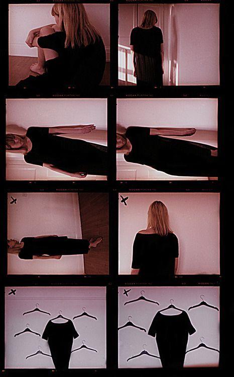 Shots by Mark Borthwick, circa 1998 aaron rose and rizzoli publishers