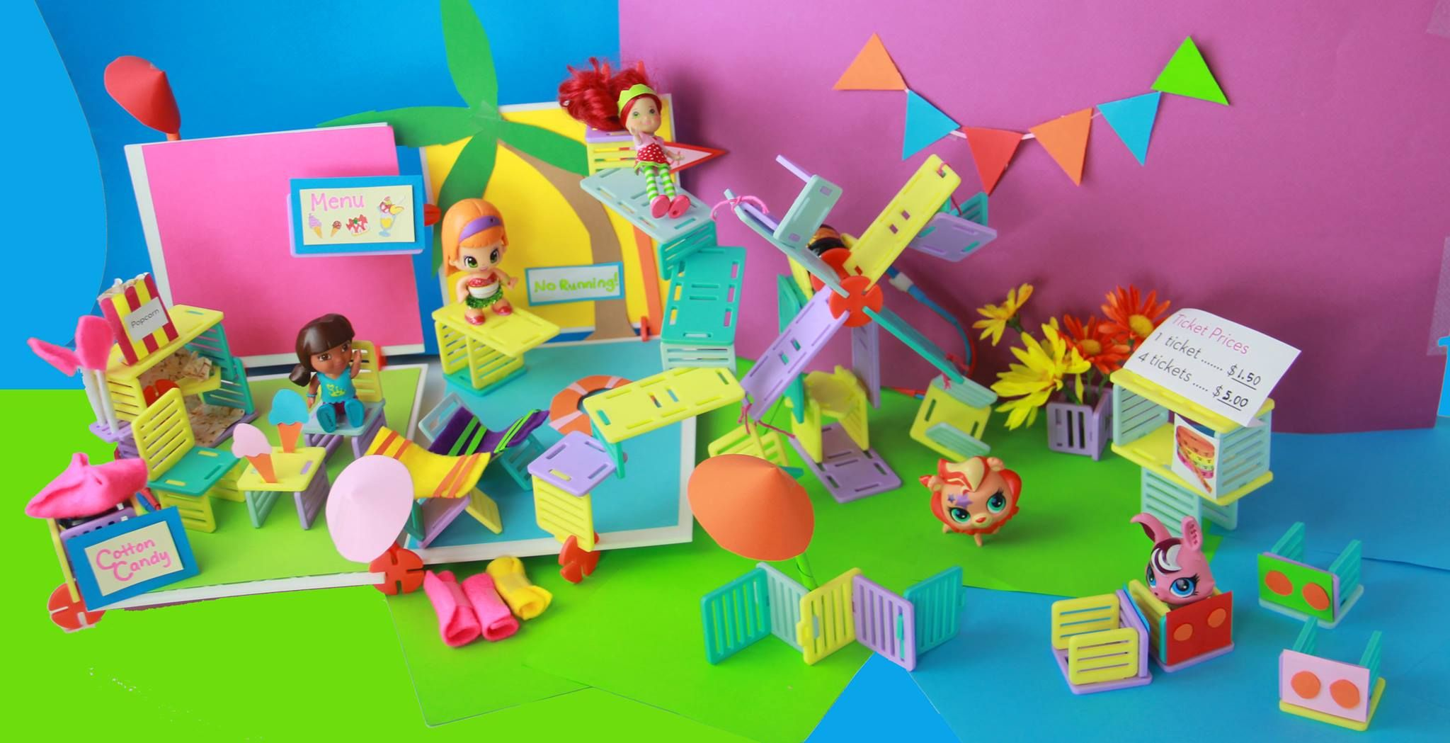 Illuminate the lives of little girls with Roominate Toy tech