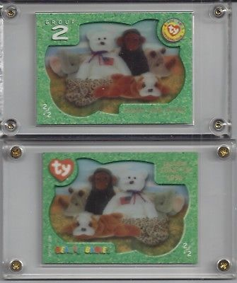 980e25339c8 Trading Cards 1496  Beanie Baby Club Collectors Card Group   2 Of 2 June  15