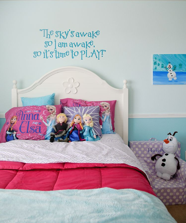 Luxury 8 Bedroom 5 Bath Rental on The Retreat at Champions ...  |Frozen Themed Room