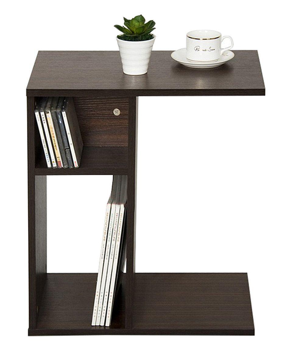 Furinno Boyate Sofa Side Table By Furinno #zulily #zulilyfinds