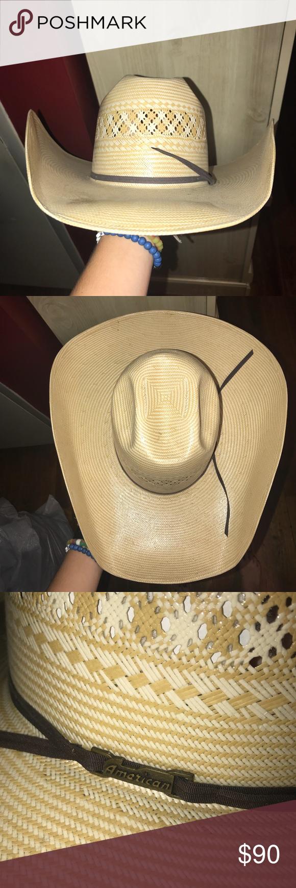 American Hat Company Straw Cowboy Hats