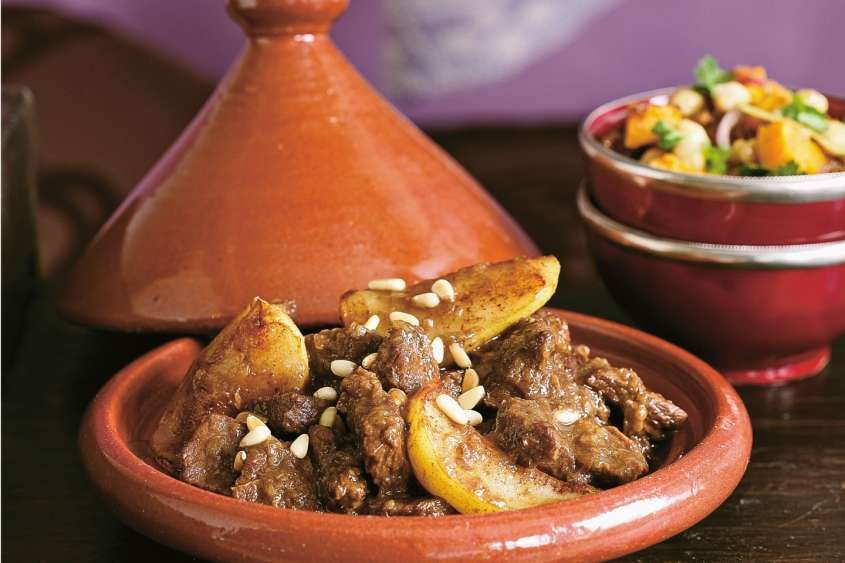 Spezie Marocchine Per Tajine.Tajine La Ricetta E Le Varianti Piu Famose Il Tajine E Il