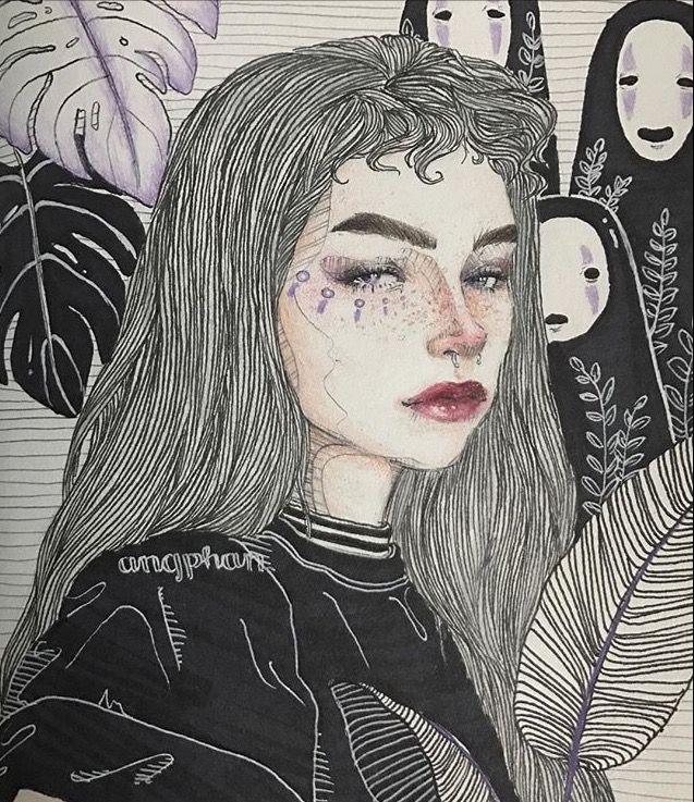 Pin By Sierra Ryan On Art Art Art Sketchbook Drawings