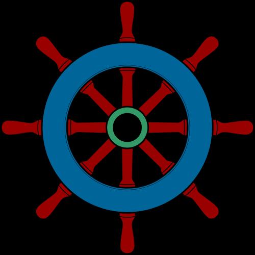 File Wikivoyagesteering Wheel Ship Svg Nautical Quilt Kokopelli Art Beach Themed Party