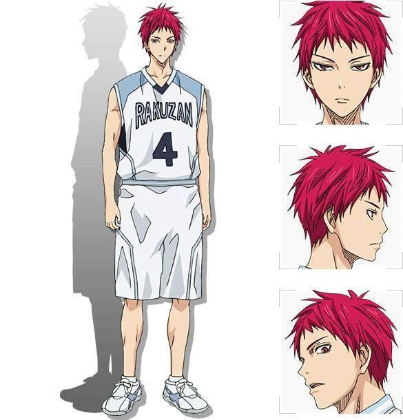 Day 3 Favorite Male Character Akashi Seijuro Kuroko No Basket