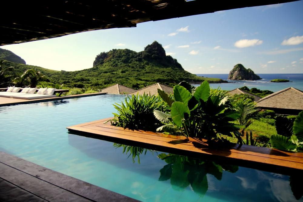 Brazil Fernando De Noronha Hotels | Relax in the scenic ...