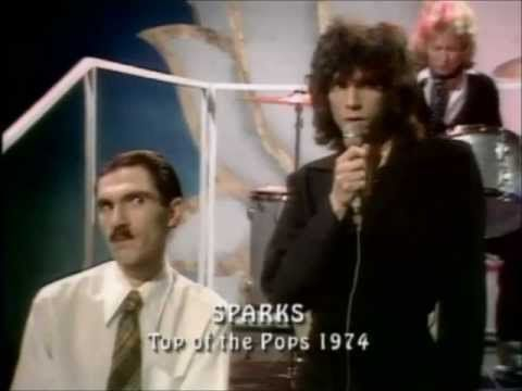 Sparks / This ain't big enough for the both of us