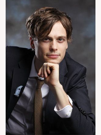 Matthew Gray Gubler in CBS Watch Magazine