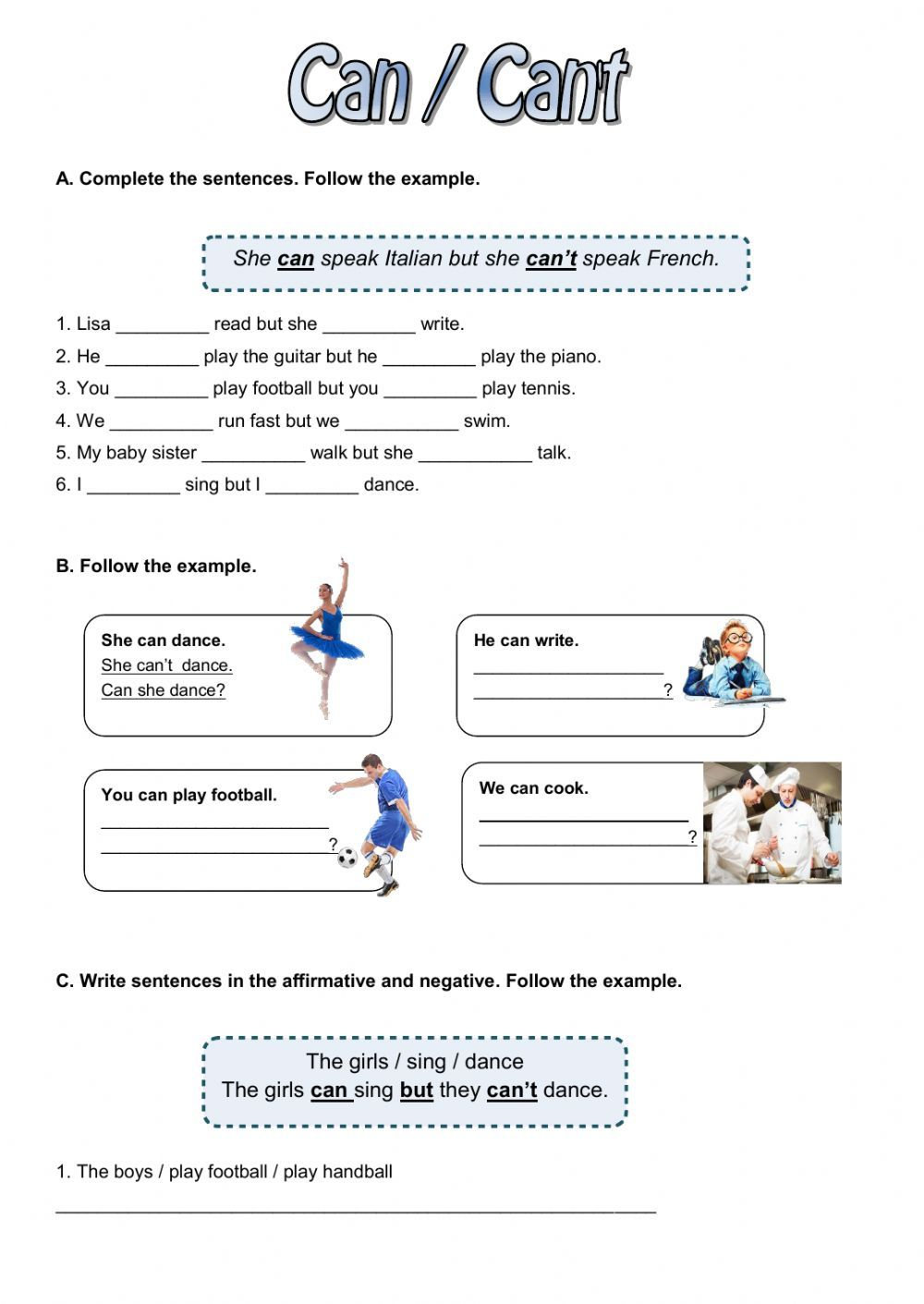 Modal Verbs Interactive And Downloadable Worksheet You Can Do The Exercises Online Or Download The English Writing Skills Grammar Lessons How To Speak French [ 1411 x 1000 Pixel ]