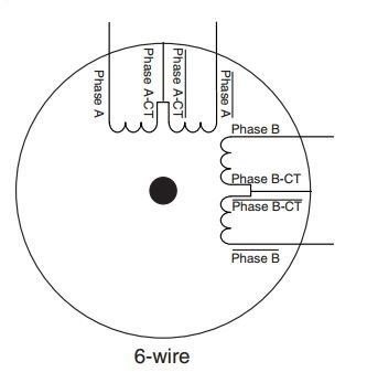 How Do I Use a 6-Wire Stepper Motor With My Stepper Motor