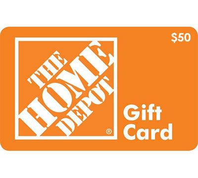 Win todays giveaway of the day  homedepot   card drawing also because there   always something we need or want to replace http rh pinterest