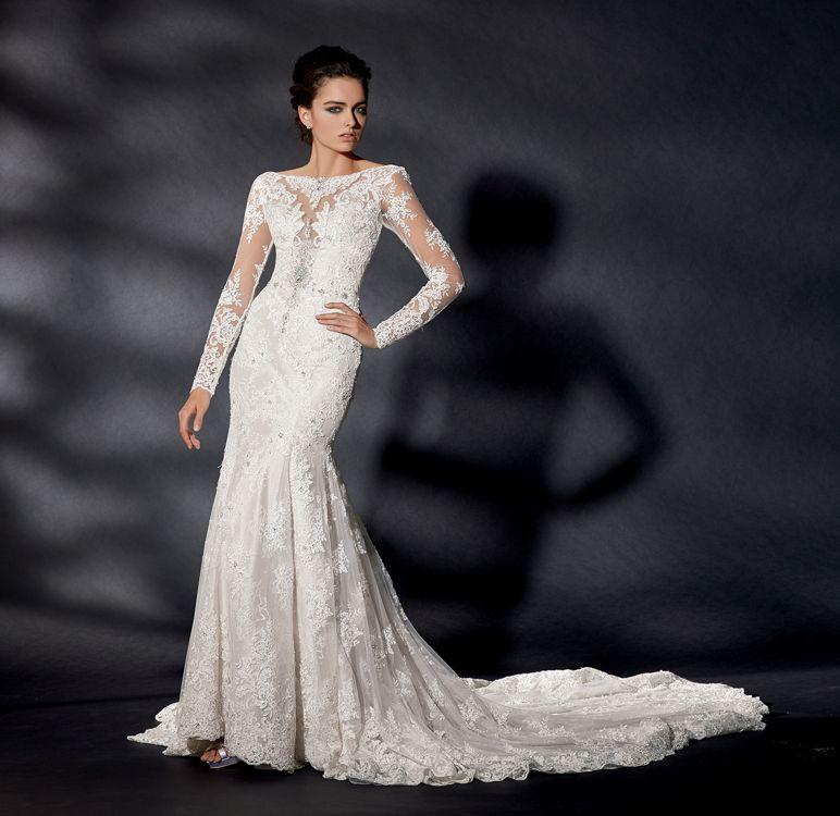 Amalia Carrara Collection Style 336 | WEDDING: Bridal gowns ...