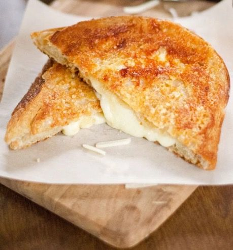 Perfect Parmesan Crusted Grilled Cheese - Recipe, Unforgettable, Vegetarian, Kid Friendly, Main Dish, Meal Ideas, Quick, Easy