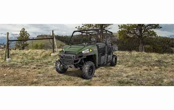 New 2017 Polaris RANGER CREW DIESEL ATVs For Sale in North Carolina. Key Features3 cylinder, 1028cc, Tier 4 Compliant Kohler Diesel engineDesigned to accept revolutionary Pro-Fit Cab System110 amps of alternator outputHardest Working FeaturesKohler Diesel Engine Advantage: The all-new RANGER Diesel is now powered by a 1028cc Kohler 3 cylinder overhead cam liquid cooled engine. This proven, high performance diesel engine utilizes indirect injection that delivers smooth power and reduced…