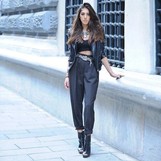 #black #fashion