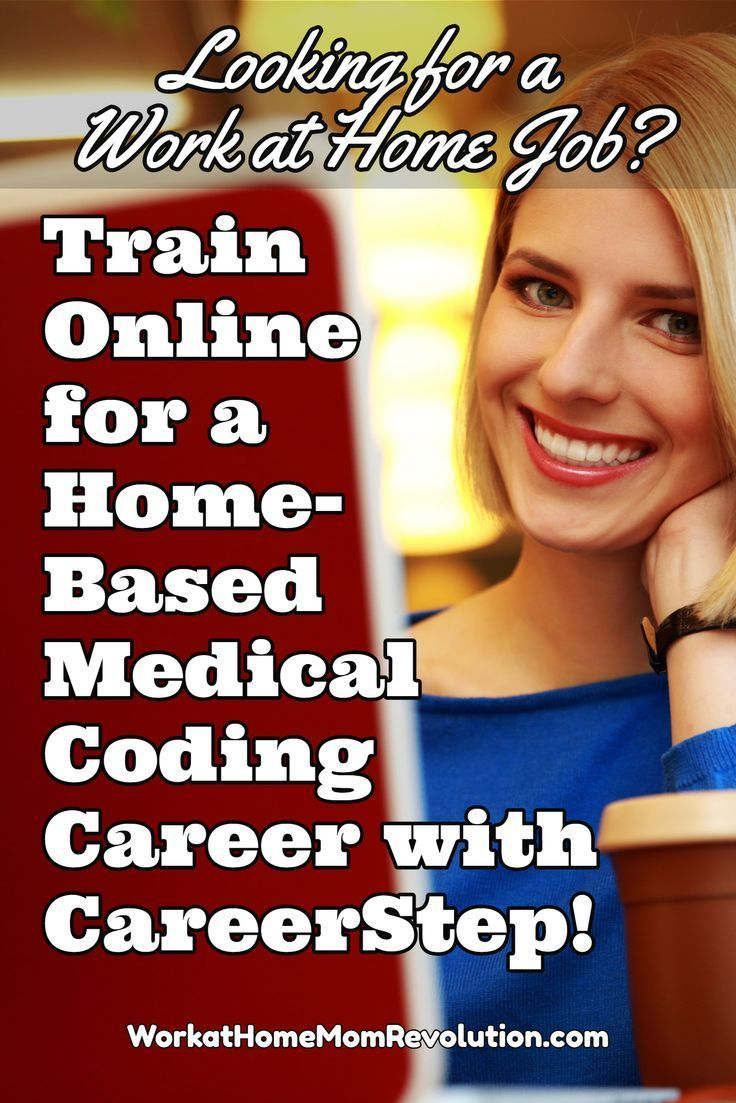 Now's the time! Train online for a work at home medical
