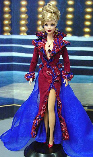 Barbie Miss Moldova Ninimomo 2001/2002