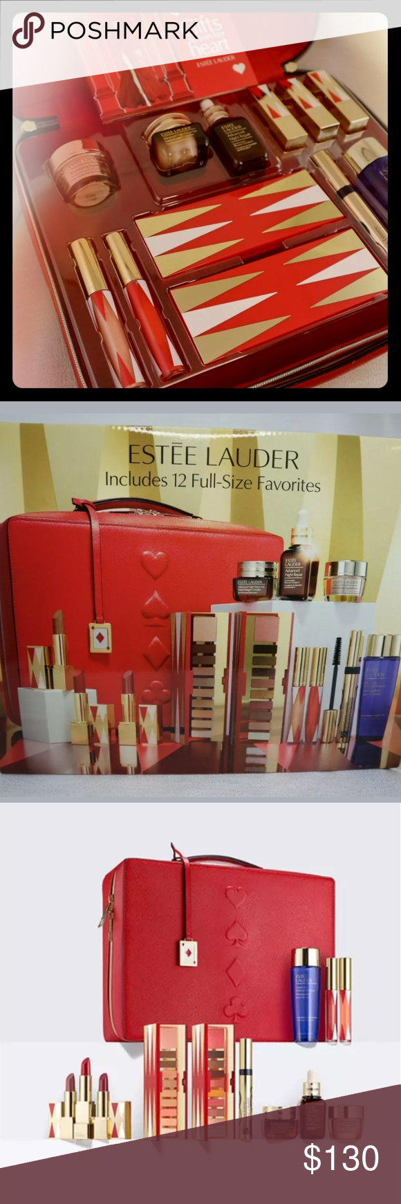 Estee Lauder 2019 12 Full Size Piece Gift Set This is the