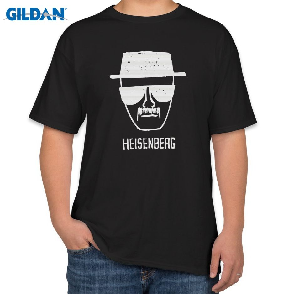 23793b72096 Click to Buy    Stylish Cool Heisenberg T Shirt Summer Style Breaking Bad