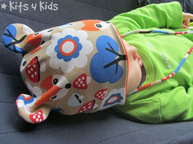 Photo of Freebook Babybärenmütze 2.0 | Kits 4 Kids: Einfach Selbermachen