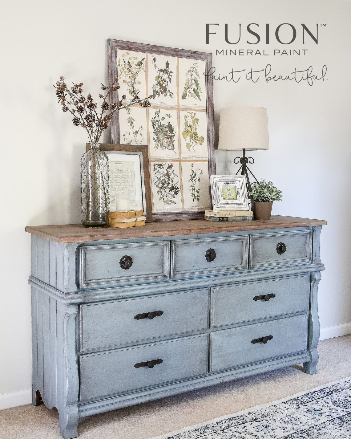 Milk Paint, Chalk Paint, Fusion Paint   What's the Difference ...