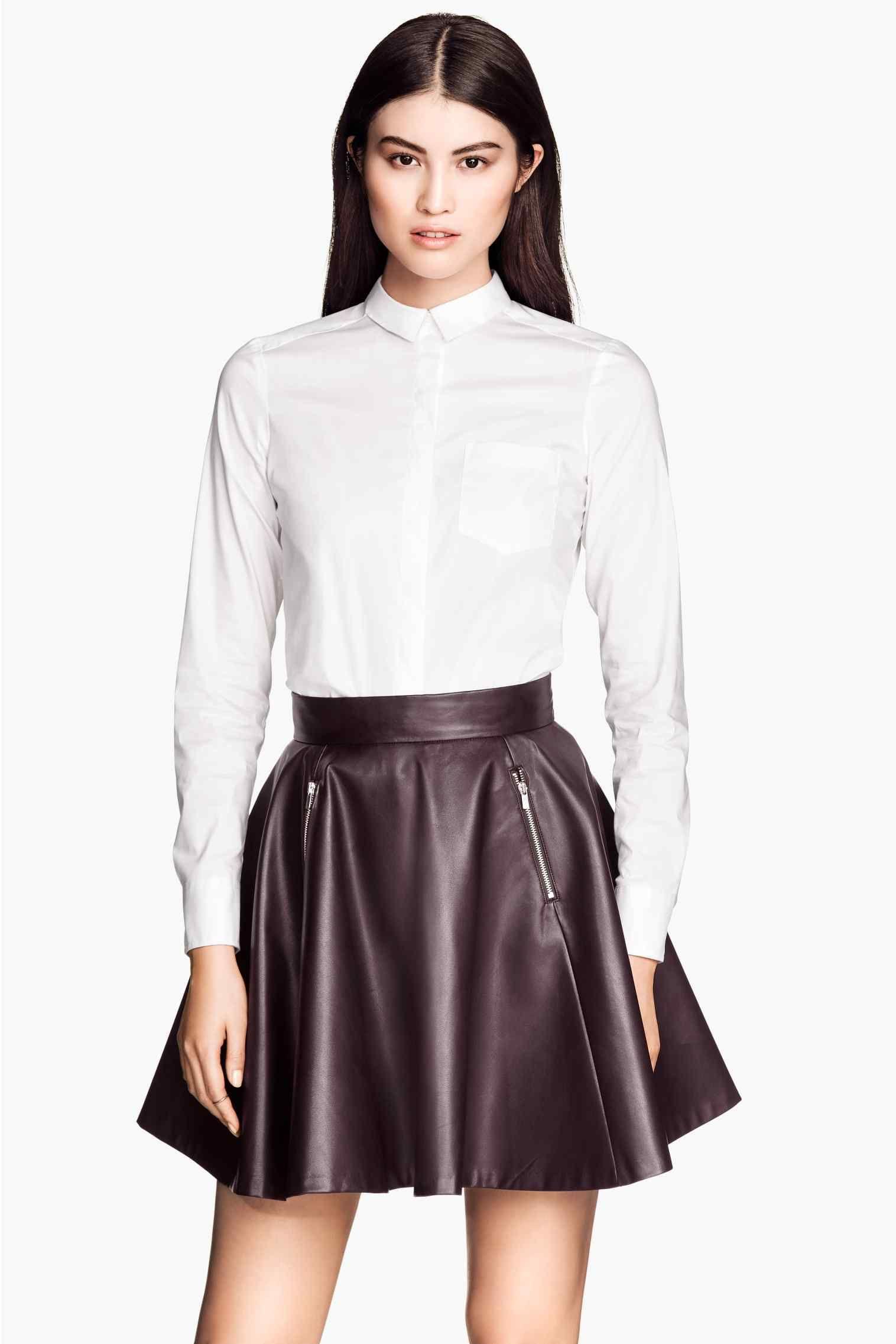 913ba5129 Circular skirt | H&M | PRENDA | Faldas, Falda h&m y Falda con vuelo