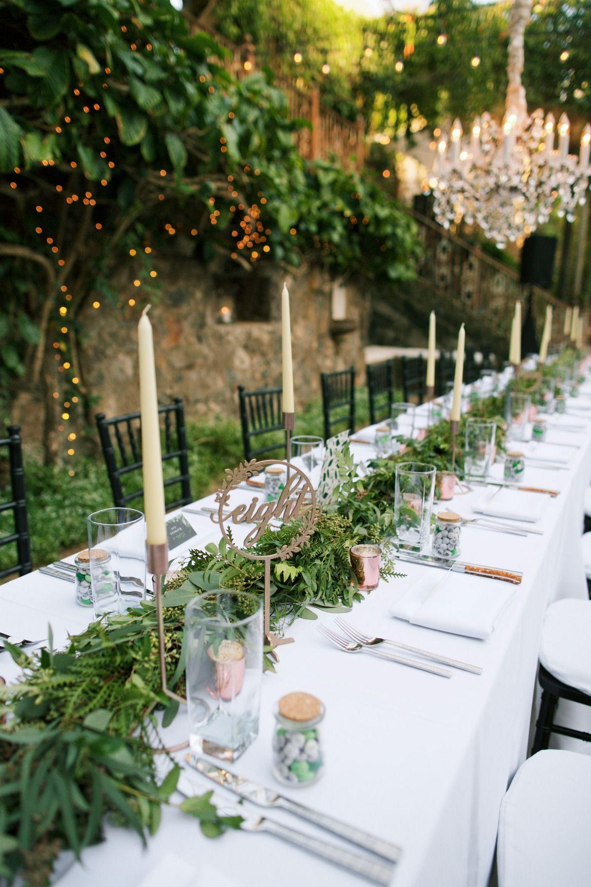 Tropical Garden Inspired Wedding In Hawaii Hawaii Wedding Maui