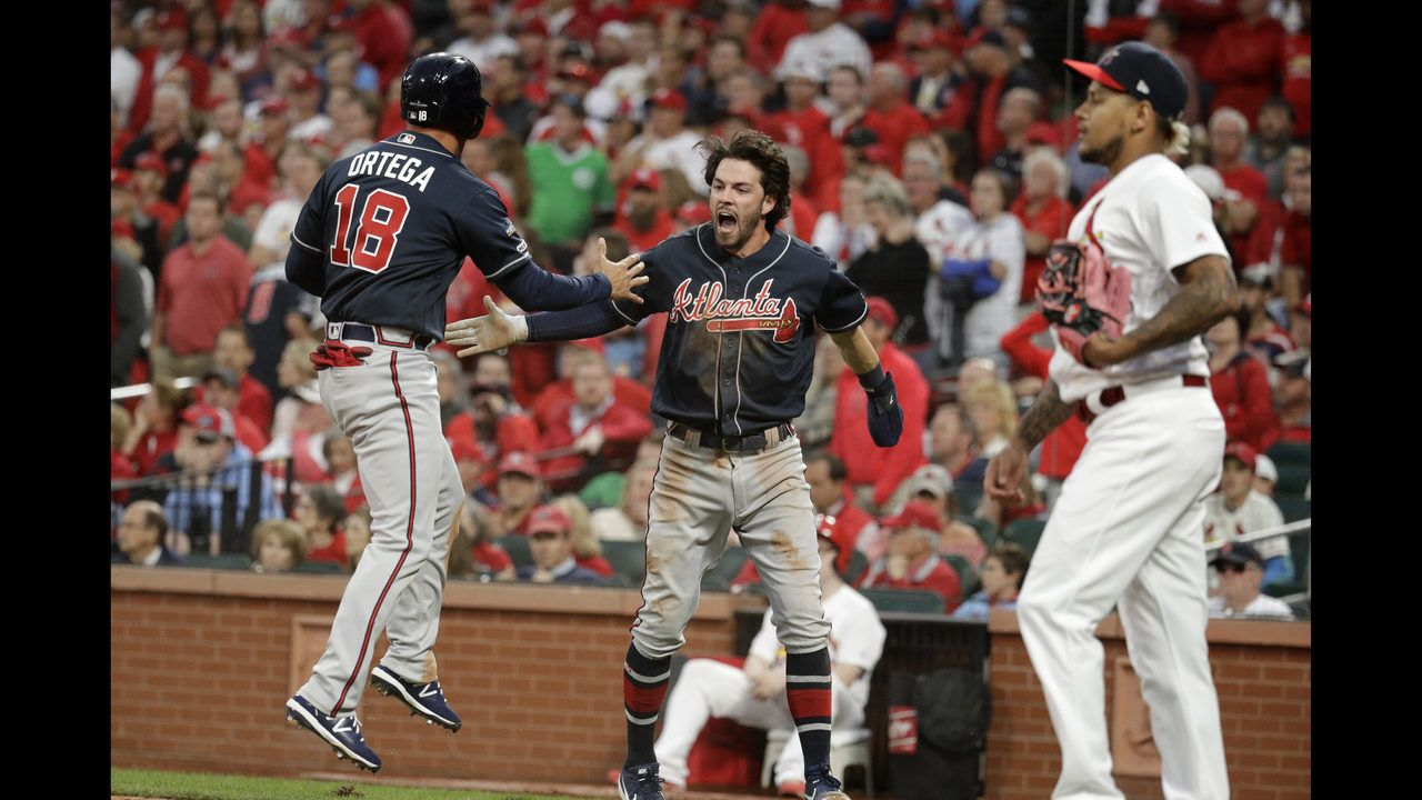 It S Game Day What To Know For Braves Cardinals Nlds Game 5 At Suntrust Park Suntrust Park Braves Atlanta Braves