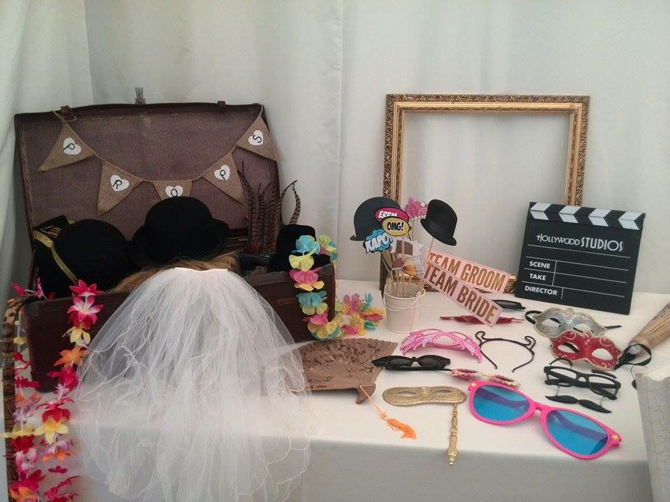 Wedding event party hire prop props box photo booth DIY option hire  hire fee £30 Cambridgeshire  www.tlccandycart.co.uk