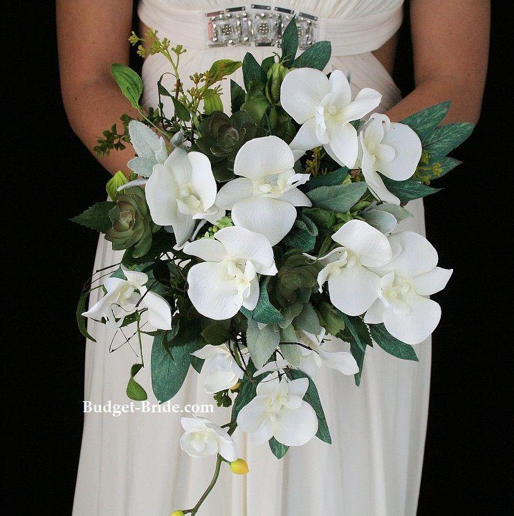 Tropical beach theme wedding flower bouquet | Beach Theme Wedding ...