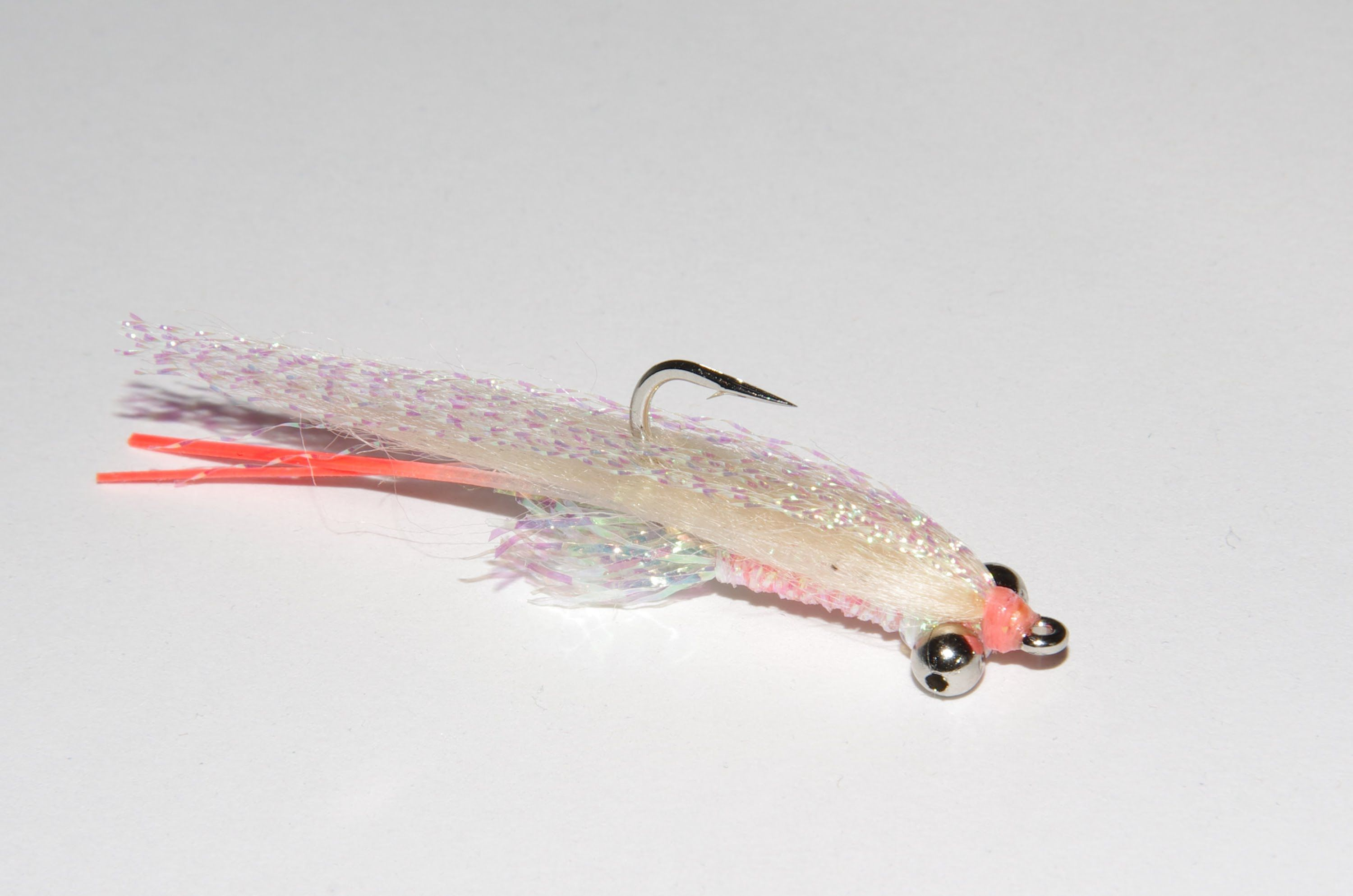 How to tie a hot legs or rubber legs gotcha bonefish fly for Bonefish fly fishing