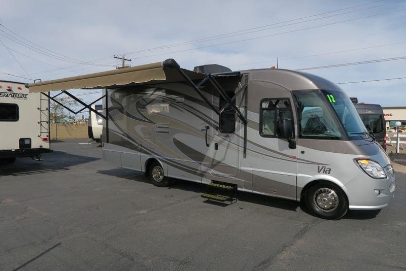 2012 Winnebago Via 25r For Sale Mesa Az Rvt Com Classifieds