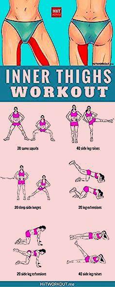 Straffe Innenschenkel: 5 Fitness-Übungen für schlanke Beine