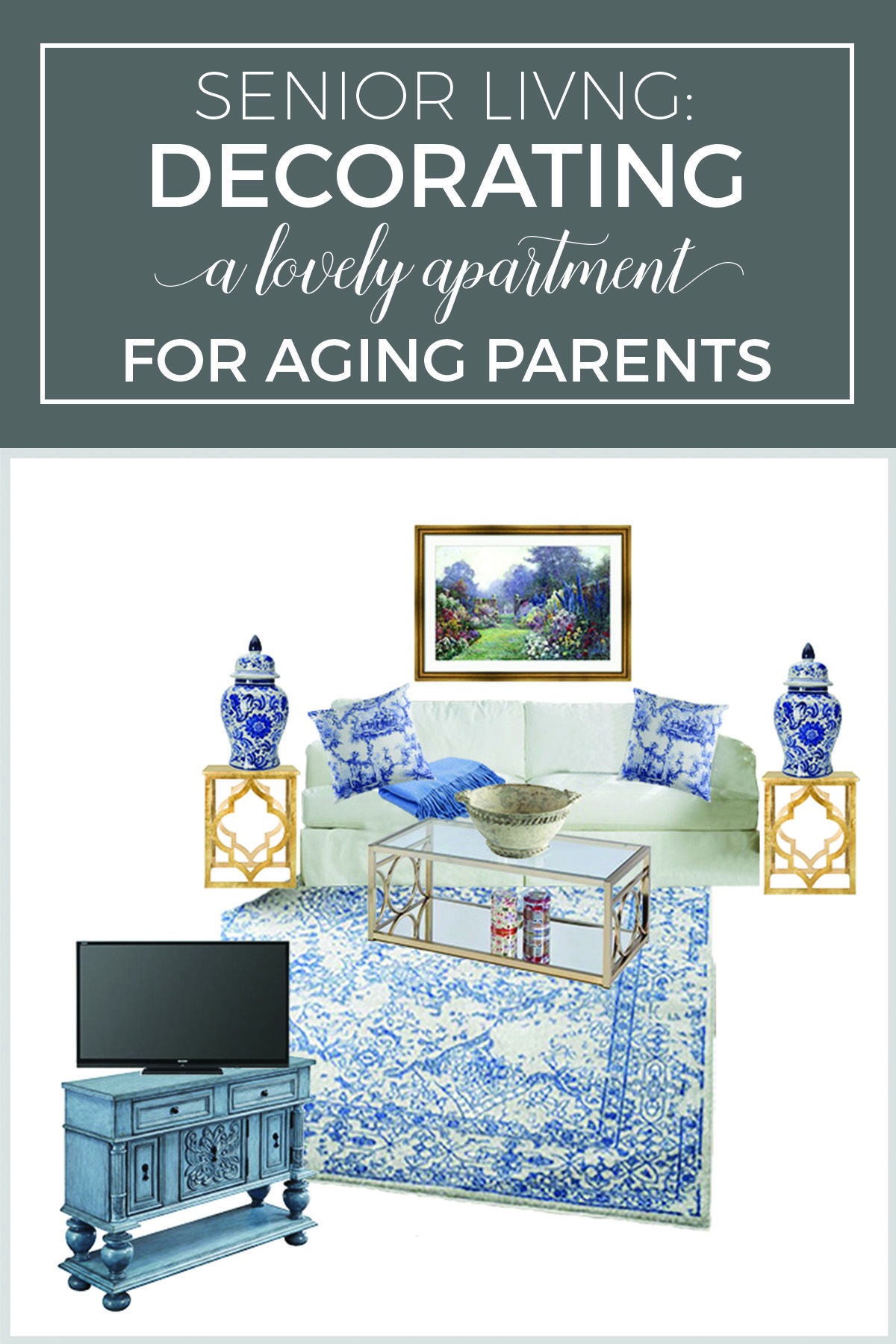 Senior Living: Decorating A Lovely Apartment For Aging