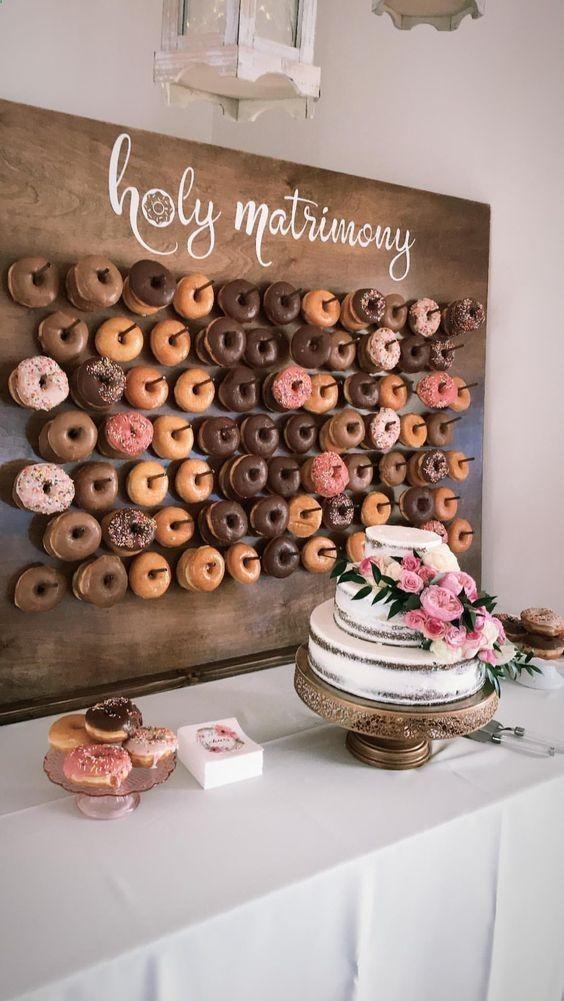 Photo of 28 Ideen für Hochzeits- und Desserttische, um #vintagewedding #followm … #des…