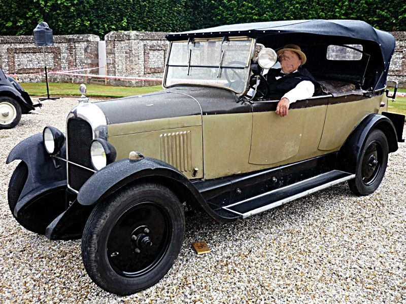 citroen b14 torp do 1927 une ancienne voiture citroen b14 f torp do de 1927 citro n. Black Bedroom Furniture Sets. Home Design Ideas