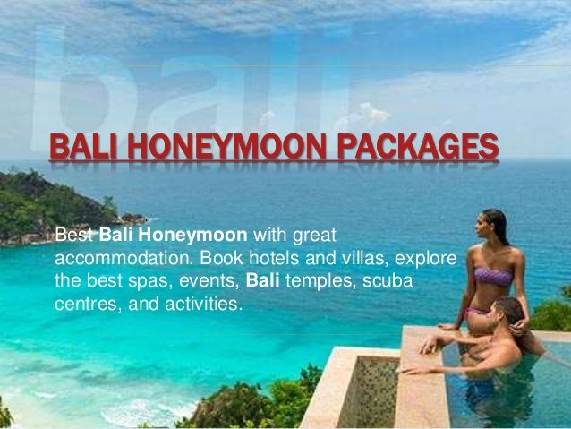 Book An Exciting Honeymoon Package At The Holiday Adviser