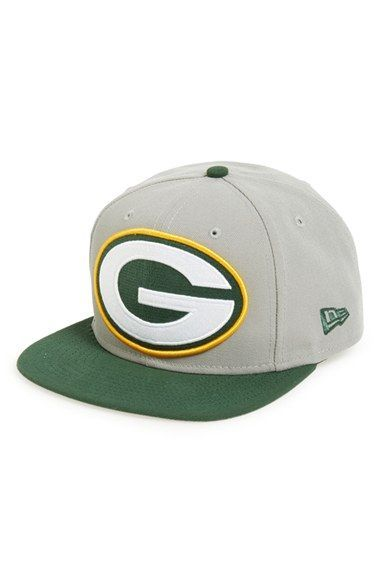 50f8c92b79a37 New Era Cap  Green Bay Packers  Snapback Cap