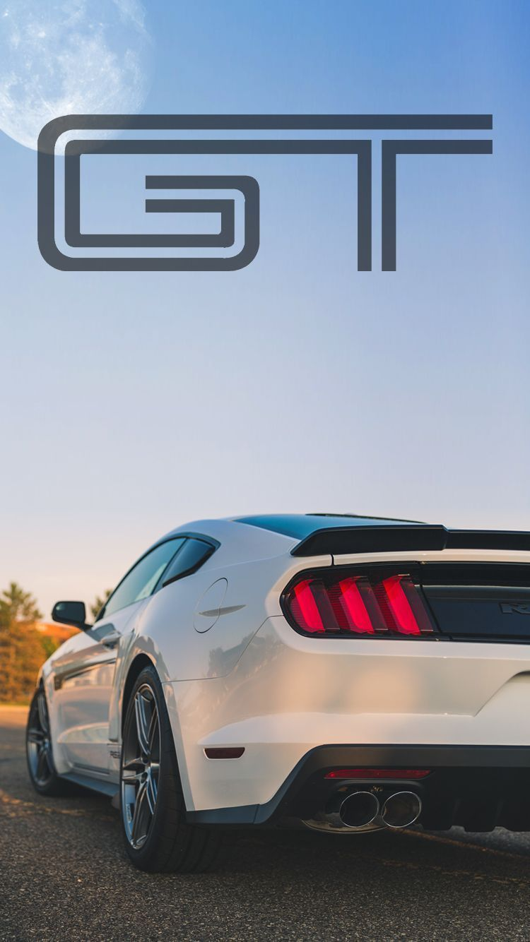 Roush Ford Mustang 2018 Universal Phone Wallpapers Backgrounds