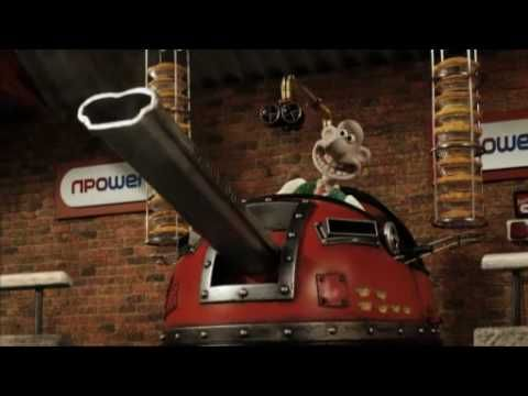 New Wallace and Gromit npower TV advert - Hand of Dog ...