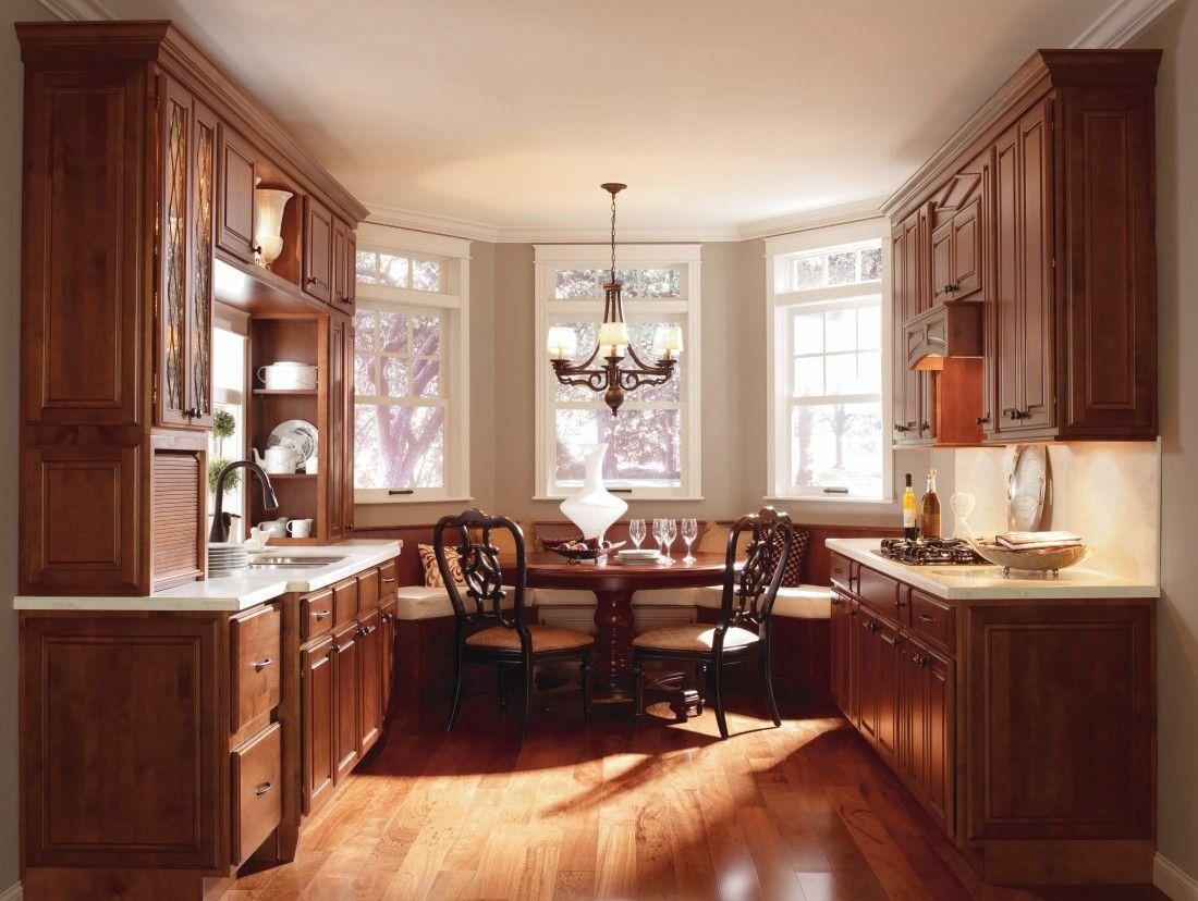 Best Braddock Alder Clove Kitchen By Thomasville Cabinetry 640 x 480
