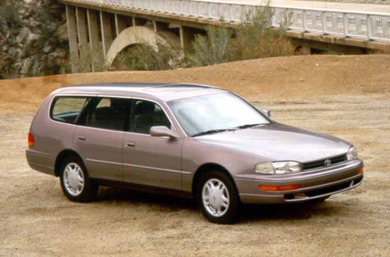 Used Cars Huntington Wv >> 1996 Toyota Camry Wagon For Sale   The Wagon