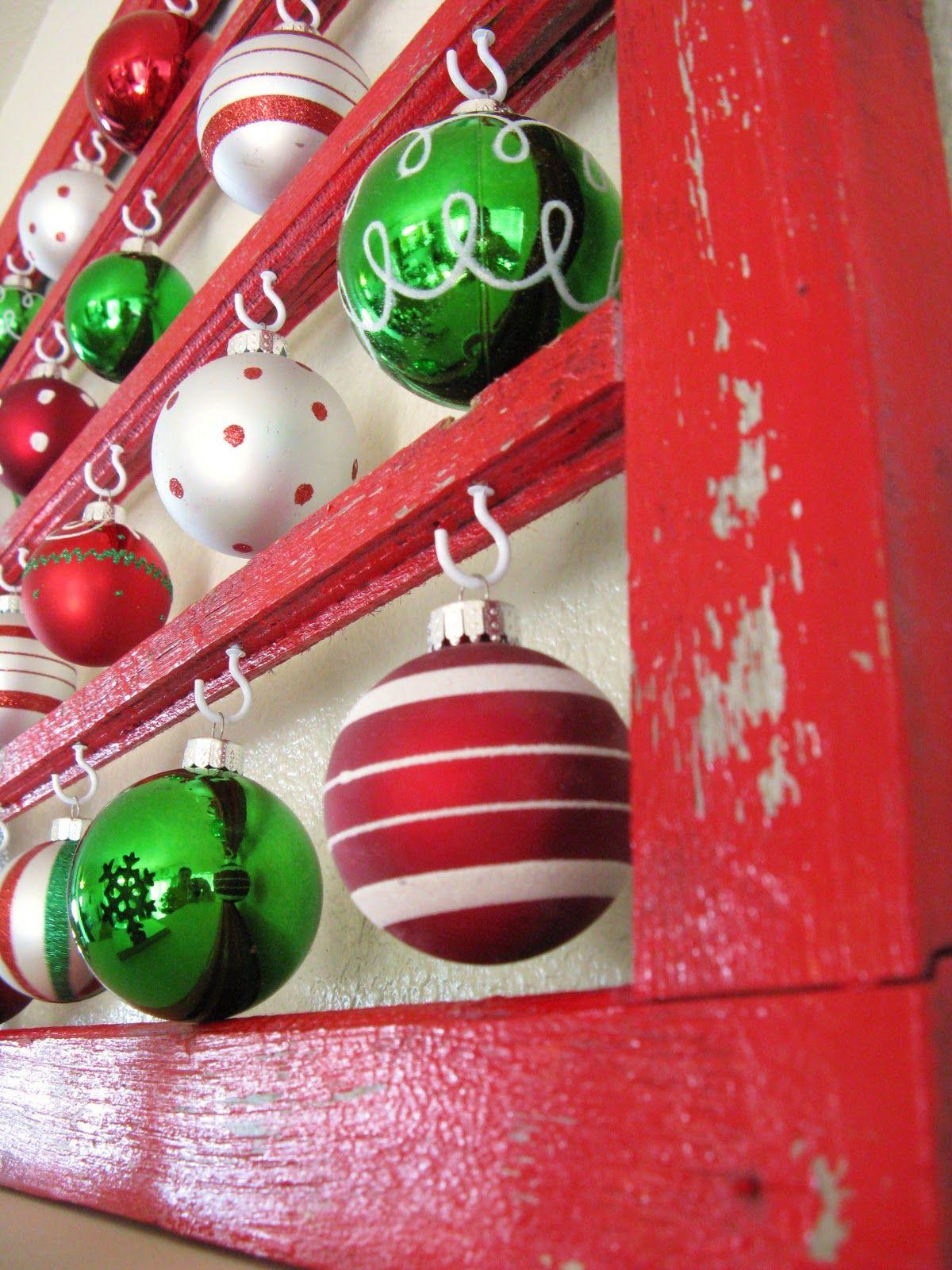 Great Ideas - 20 AWE Inspiring Mantels & Christmas Decor | Adornos ...