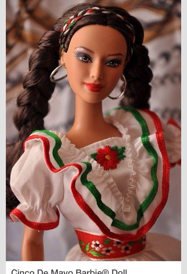 Happy cinco de Mayo !!! Barbie Mexican 😍 | Barbie dolls
